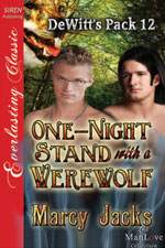 One Night Stand with the Werewolf -- Marcy Jacks