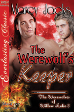 The Werewolf's Keeper -- Marcy Jacks