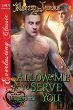 Allow Me To Serve You -- Marcy Jacks
