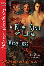 Book 10: A New Kind of Life  -- Marcy Jacks