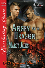 Book 17: Angry as a Dragon -- Marcy Jacks