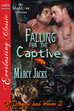 Falling for the Captive  -- Marcy Jacks