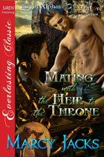 Mating with the Heir to the Throne -- Marcy Jacks