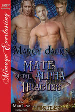 Mate of the Wild Alpha -- Marcy Jacks