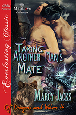 Taking Another Man's Mate -- Marcy Jacks
