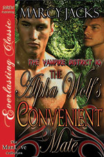 The Alpha Wolf's Convenient Mate -- Marcy Jacks
