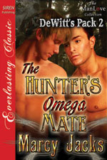 The Hunter's Omega Mate -- Marcy Jacks