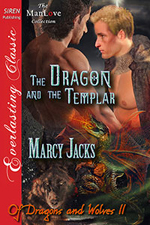 Book 11: The Dragon and the Templar -- Marcy Jacks