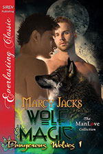 His Wolf -- Marcy Jacks