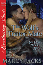 The Wolf's Traitor Mate -- Marcy Jacks